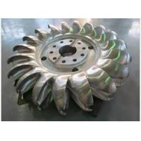 Small Hydro Power Water Forged Forging Steel Turbine Wheel For Hydroelectricity Generator Manufactures