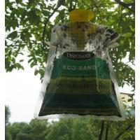 Disposable Fly trap with eco-friendly bait attractant fly catcher Manufactures