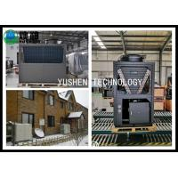 Low Noise Cold Climate Air To Water Heat Pump , Air In Central Heating Pump 70A Manufactures