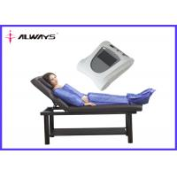 Portable 2 In 1 Massage Pressotherapy Machine For Body Slimming With Far Infrared Heating Manufactures
