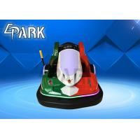 1 Player Drift Electric Kids Bumper Car / Amusement Park Rides Manufactures