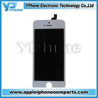 Original LCD Screen Digitizer For iphone 5s Assembly Replacement Manufactures