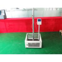 Quality Drop Weight Impact Testing Machine , Electronic Load Drop Ball Test Equipment for sale