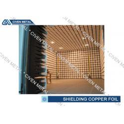 China EMI / EMC Copper Shielding Foil / CCL FPC thin copper sheet for sale