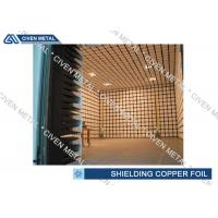 EMI / EMC Copper Shielding Foil / CCL FPC thin copper sheet Manufactures