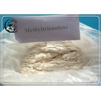 Hot Raw Hormone Muscle Building Steroids Powder Methyltrienolone CAS 965-93-5 Manufactures