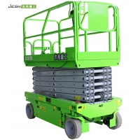 Working height 15m 42 feet Self propelled work elevated lift platform for building Manufactures