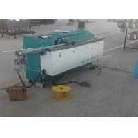 Auto Clamping Butyl Extruder Machine 0.6 MPa For Double Glazing Production Manufactures