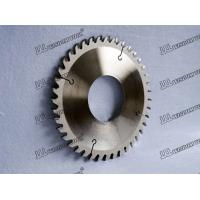 China Grooving circular saw blade 200-75-4.3-5.3-40T High Accuracy Wood saw blade on sale