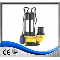 220 V Electric Centrifugal Water Pump , Industrial Submersible Pump High Efficiency Manufactures