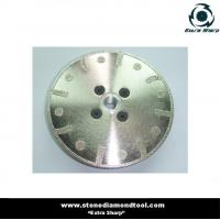 China Electroplated Diamond Saw Blade with Flange D3E on sale