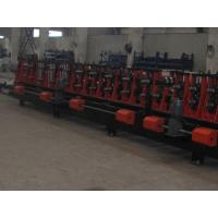 High Strength Steel Plate C Z Purlin Roll Forming Machine Auto Changeable Manufactures
