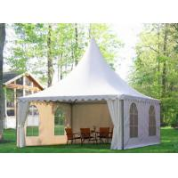 5x5m Party Promotional Exhibition Event Party Pagoda Canopy Tent Outdoor Wedding Tents Manufactures
