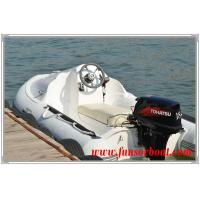Hard Bottom JET SKI RIB Rigid Inflatable Boats Three Person Inflatable Boat Manufactures