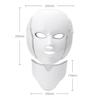 Red Light Therapy Led Mask PDT Laser Beauty Machine With Neck Manufactures