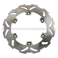 Quality OEM Wave Rear Solid Disc Rotor  Motorcycle Disc Brake For SUZUKI for sale
