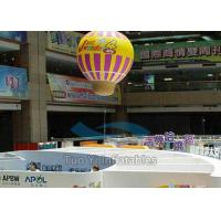 PVC Filling Helium Balloons Flying Giant Advertising Inflatables Manufactures