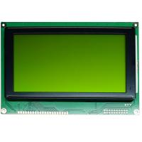 STN Graphic LCD Display Module Monochrome None Touch Screen With Parallel Port Manufactures