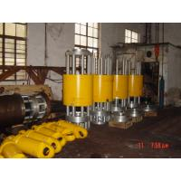 Construction Work Industrial Hydraulic Cylinders Long Stroke Hydraulic Cylinder Manufactures