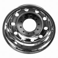 Buy cheap Forged aluminum wheels with 26.75mm hole diameter from wholesalers