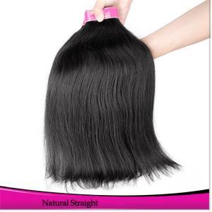 Brazilian Hair Weave Bundles Wholesale Natural Straight Cheap Full Hair