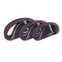 Power 40 Grit Sanding Belts  2 X 27 For Woodworking Metal Polishing General Manufactures