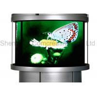 Advertising HD LED display electronic LED display boards 192mmx192mm Manufactures
