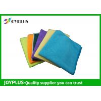 Different Size Microfiber Cleaning Cloth Disposable Cleaning Cloths Easy Wash Manufactures