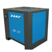 20HP Belt Air Cooling Rotary Screw Air Compressor 2930 r / min 15KW Zakf Manufactures