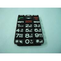 China Custom Cell Phone Silicone Conductive Rubber Keypads for RCA 200 Cycles on sale