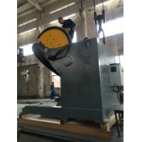 Quality Universal Heavy Duty Rotary Pipe Welding Positioners 10 Ton Tilting 2M Table for sale