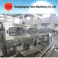 5 gallon purifying filling machine/barrelled water production line Manufactures