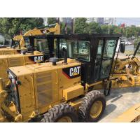 New original Caterpillar road grader 140K stock 3 units from factory China good price Manufactures