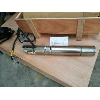 High pressure solar submersible water pump Manufactures