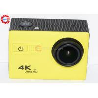 50hz  4k Sports Camera , Diving 30m Waterproof Video Camcorder 1050mah Manufactures