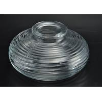 Little hight High white glass diffuser bottle Round Shape wide dia circle line Manufactures