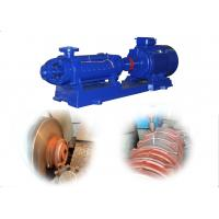 High Speed Horizontal Multistage Centrifugal Pump , Industrial Water Pumps Single Suction Manufactures