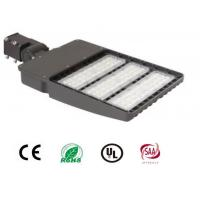 3000K 4000K 6000K LED Shoebox Light , 130LM / Watt Outdoor Led Pole Light Manufactures