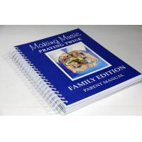 Quality Promotional Custom Notebook Printing for sale