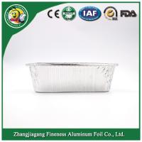 Popular new coming disposable aluminium foil food  containers Manufactures