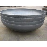 Carbon Steel Large Steel Pipe End Cap Manufactures