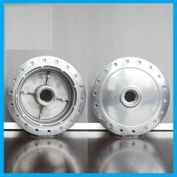 Natural Color Motorcycle Front Wheel Hub Aluminum Die Casting Parts Manufactures