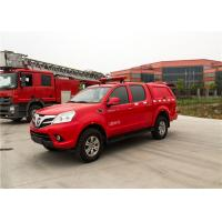 Quality Total Power 1000W Fire Command Car IVECO With NJ6606DA6 Chassis Model for sale