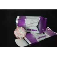 Colorful Side Gusset Sanitary Napkin Bags Laminated Material Fastsincere Design Manufactures
