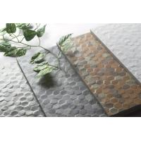 China Honeycomb Glazed Ceramic Wall Tile Corrosion - Resistance Non - Toxic on sale