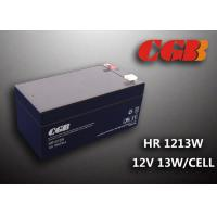 3.5AH Back Up Regulated Lead Acid Battery , Lightweight 12v Deep Cycle Battery Manufactures