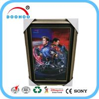 Offset Printing Customized 3d lenticular posters PET Lenticular effect Manufactures