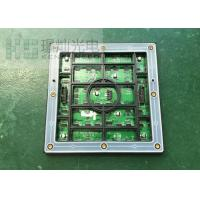 Full Color Outdoor Led Module Display 2000HZ With Epistar Chip , Customized Size