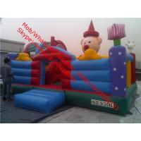 inflatable bouncer castle with ball pool Inflatable Bouncer Manufactures