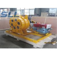 SH Series Rotary Hose Squeeze Pump Customize Color One Year Warranty Manufactures